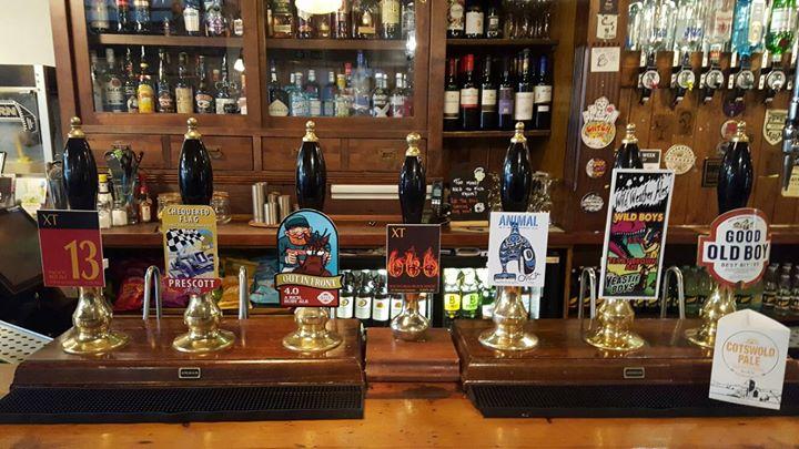 St Aldates Tavern Blue Room